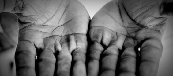 línea de mano